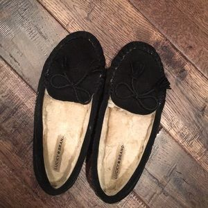 Lucky Brand House Shoes size 10